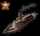 Rum-Runner Gunboat
