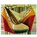Standard 75x75 collect wedge heels