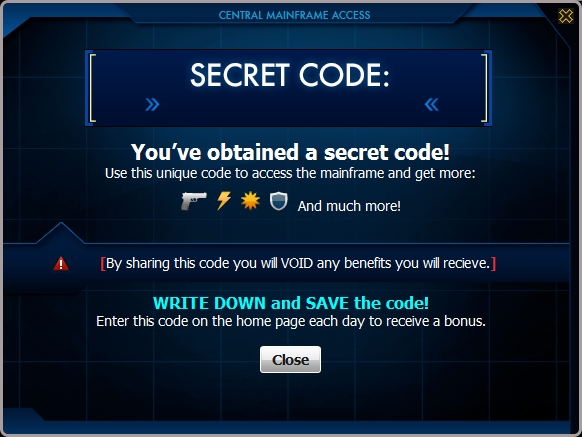 Central Mainframe Access | Mafia Wars Wiki | FANDOM powered by Wikia
