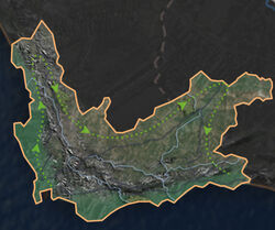 South africa district map bg 1 02
