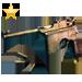 Item pantucci pistol gold 01