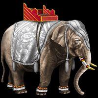 Huge item royalwhiteelephant