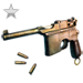 Item pantucci pistol silver 01