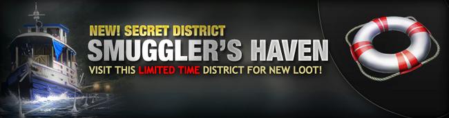 Promo Secret District