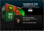 Shamrock Pub Level 12