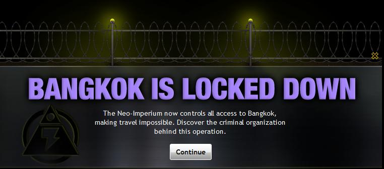 Bangkok Locked