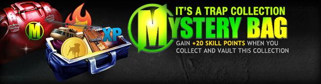 Blue mystery bag promo bg