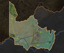 South africa district map bg 4 02