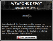 Weapons Depot 9