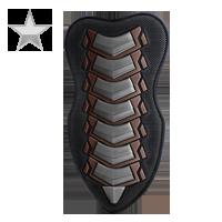 Huge item bulletproofspine silver 01