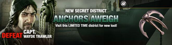 Promo Secret District 22 lootBandit