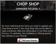 Chop Shop Level 7