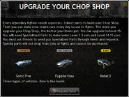 Chop Shop Popup