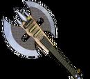 Hatchet Guitar