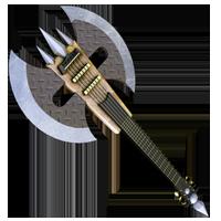 Huge item hatchetguitar 01