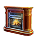 Standard 75x75 collect fireplace