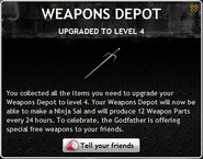 Weapons Depot 4