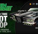 Green Hornet Loot Event