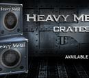 Heavy Metal Crate