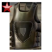 Huge item rivetleather ruby 01