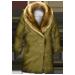 Item fur collared vest 01