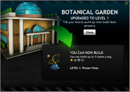 Botanical Garden Level 1
