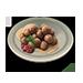Standard 75x75 dinnerserved meatballs 01