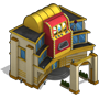 Slots casino built icon