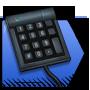 QuestTaskIcon Keypad
