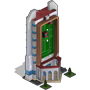 Craps casino built icon