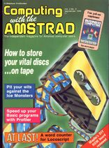 Computing with the Amstrad Issue 21