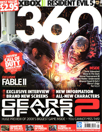 360 Issue 38 | Magazines from the Past Wiki | FANDOM powered by Wikia