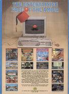 Entertaining Face of the Amiga