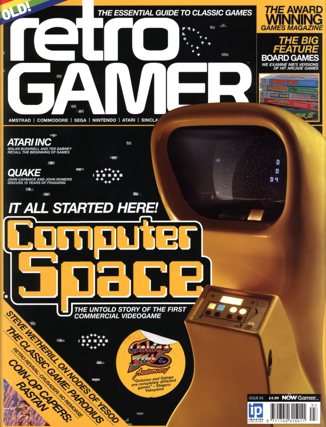 Retro Gamer Issue 93 | Magazines from the Past Wiki | FANDOM