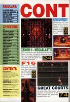 Amiga Action Issue 1 Contents 1