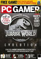 PC Gamer Issue 317