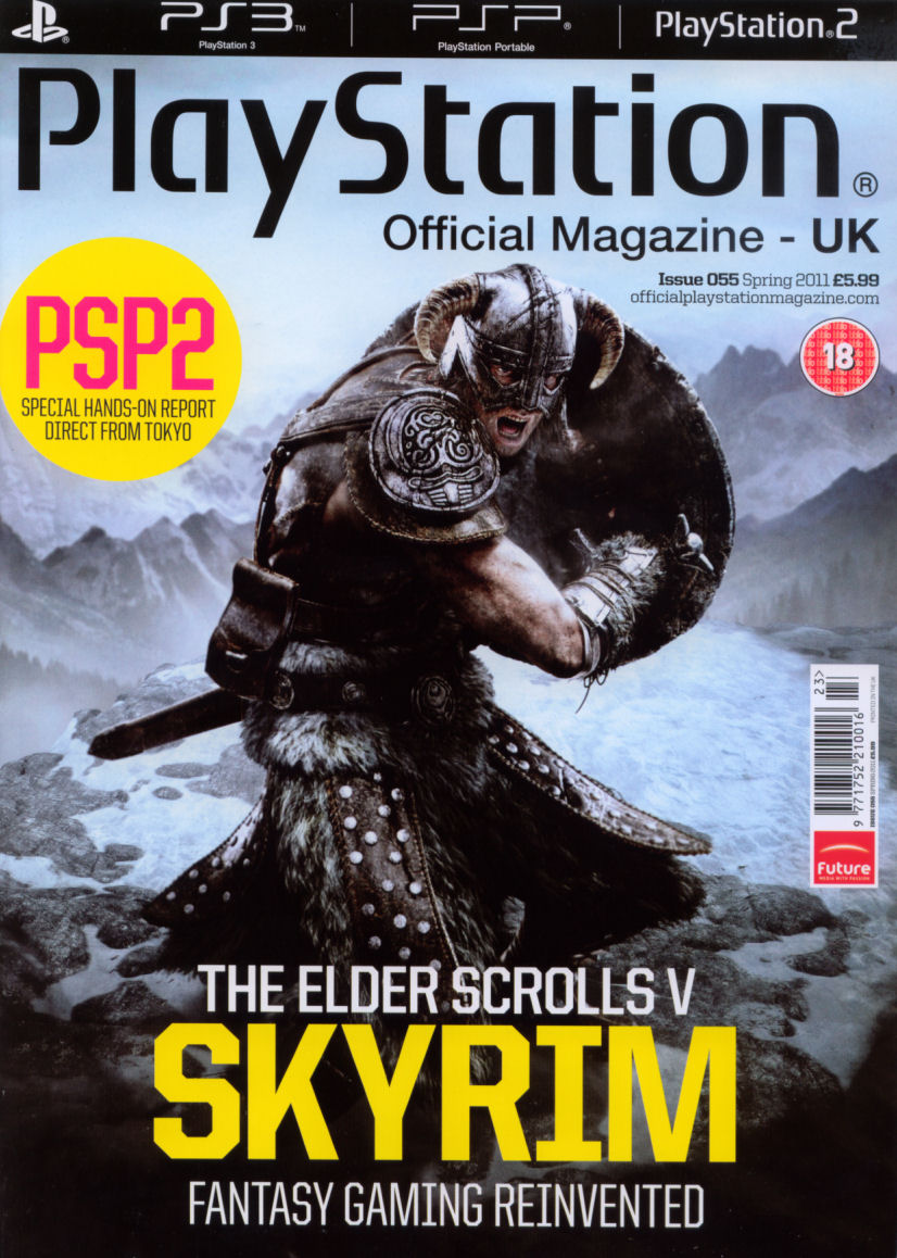 image playstation the official magazine issue 55 jpg magazines