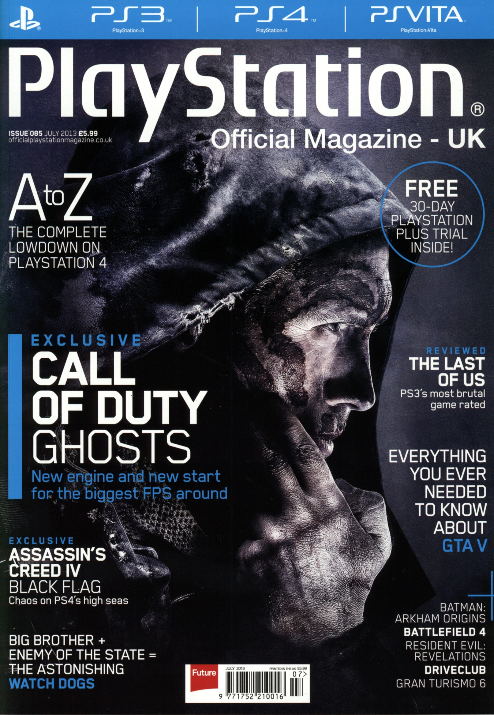 image playstation the official magazine issue 85 jpg magazines