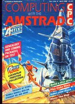 Computing with the Amstrad Issue 40