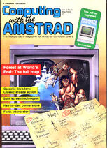 Computing with the Amstrad Issue 17