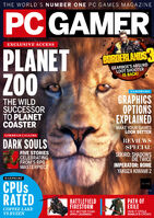PC Gamer Issue 331