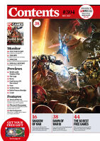 PC Gamer Issue 304 Contents