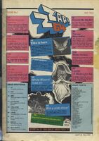 Zzap64 Issue 1 Contents