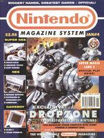Nintendo Magazine System Issue 4