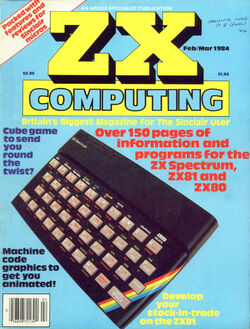ZX Computing Issue 11