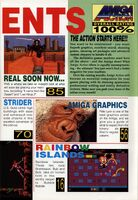 Amiga Action Issue 1 Contents 2