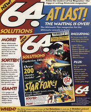 64 Solutions Advert