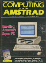 Computing with the Amstrad Issue 22