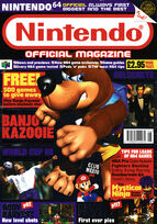 Nintendo Official Magazine Issue 69