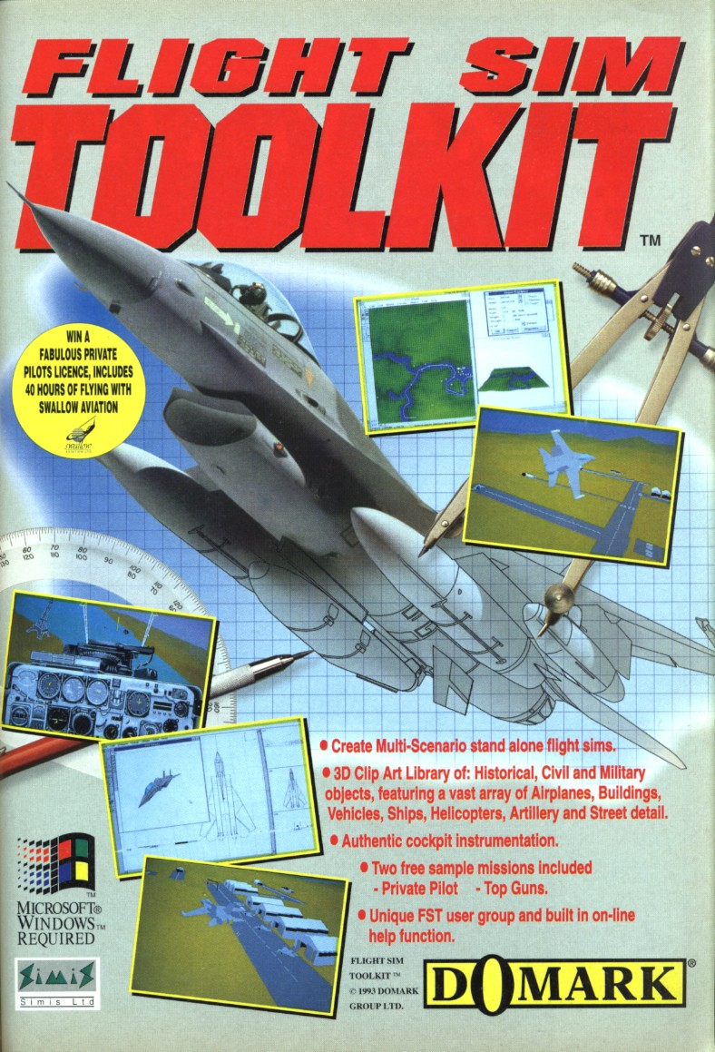 Flight Sim Toolkit | Magazines from the Past Wiki | FANDOM